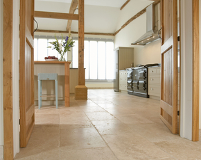 Tumbled Aspendos Travertine