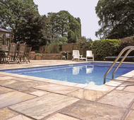Sandstone Swimming Pool