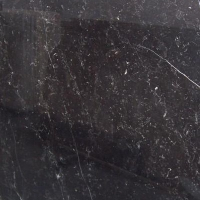 Nero Marquina Marble. Black marble with white veins