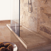 "Travertine ""Splugen Shower Tray"""