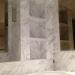 Bianco Floe White Marble Bathroom